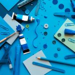 Creating arts and crafts together with your children