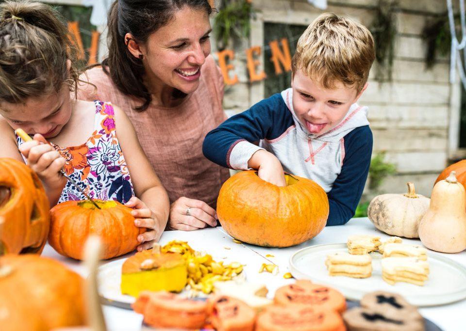 Babysitters help language acqusition