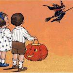 Vocabulario en inglés para celebrar Halloween con niños