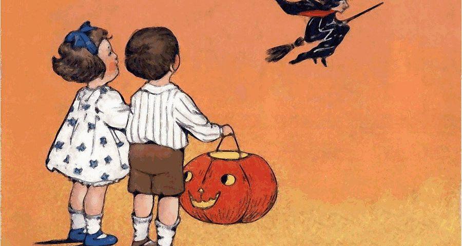 Actividades Halloween para niños - Vocabulario
